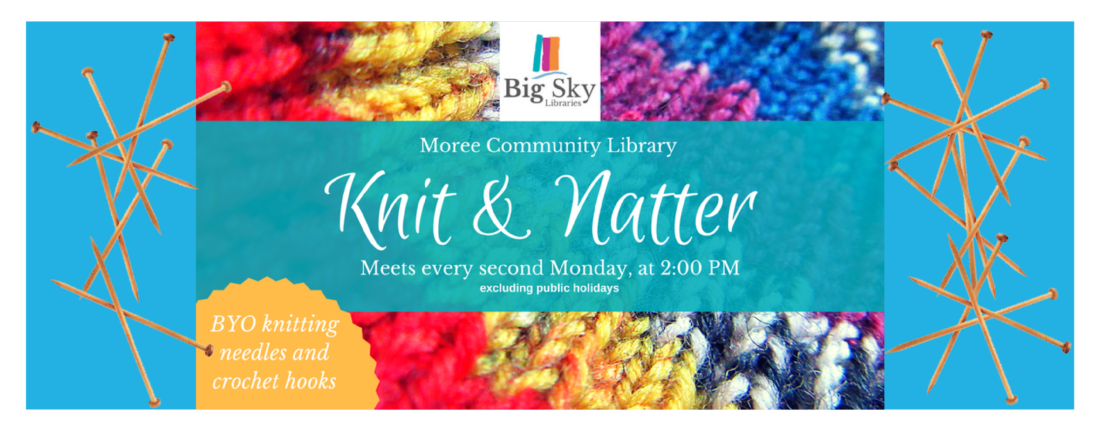 Knit and Natter Returns