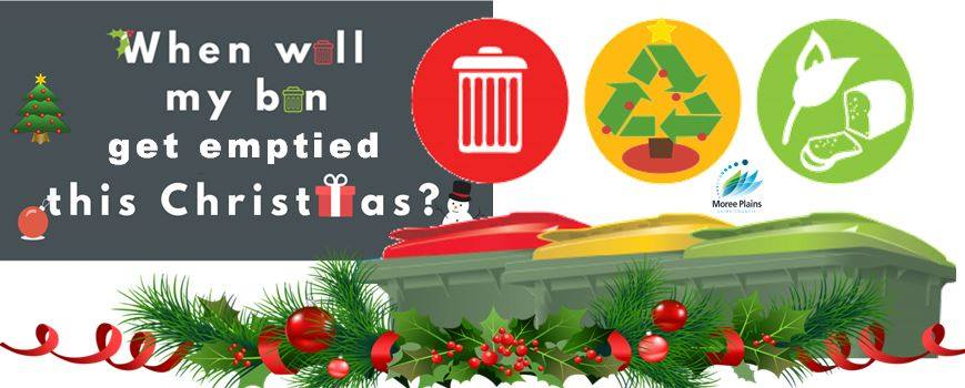 Waste Services over the Festive Season
