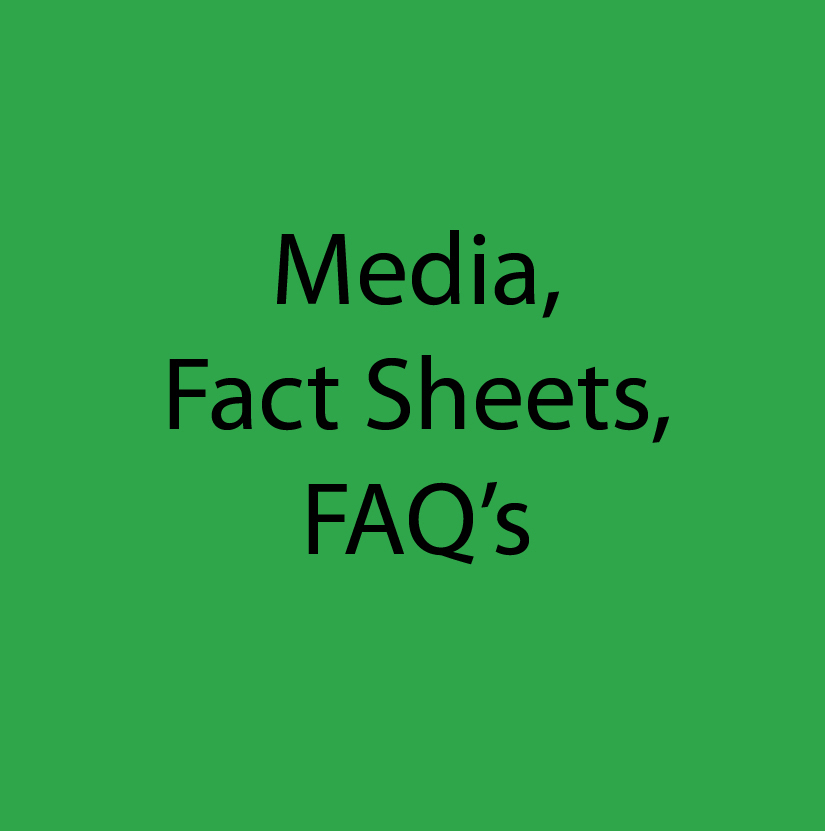 Media, Fact sheets, FAQ