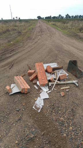Illegal dumping in Moree Plains