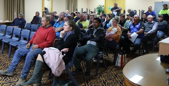 Moree Plains Shire Council held an information session for local contractors on how to register for Council's tendering system in an effort to keep dollars in the Moree Plains