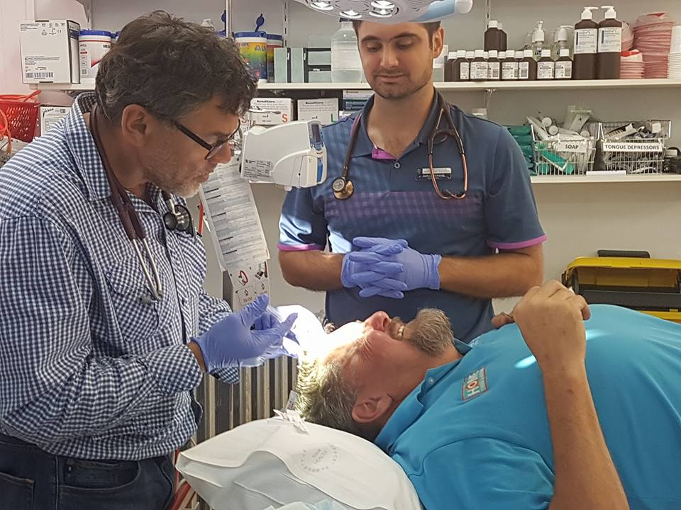 Twenty-six year old Joshua Richards came to Moree after completing his first year of a Doctor of Medicine Postgraduate Course through the Notre Dame University in Sydney.