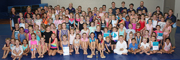 Moree PCYC Gymnastics Club