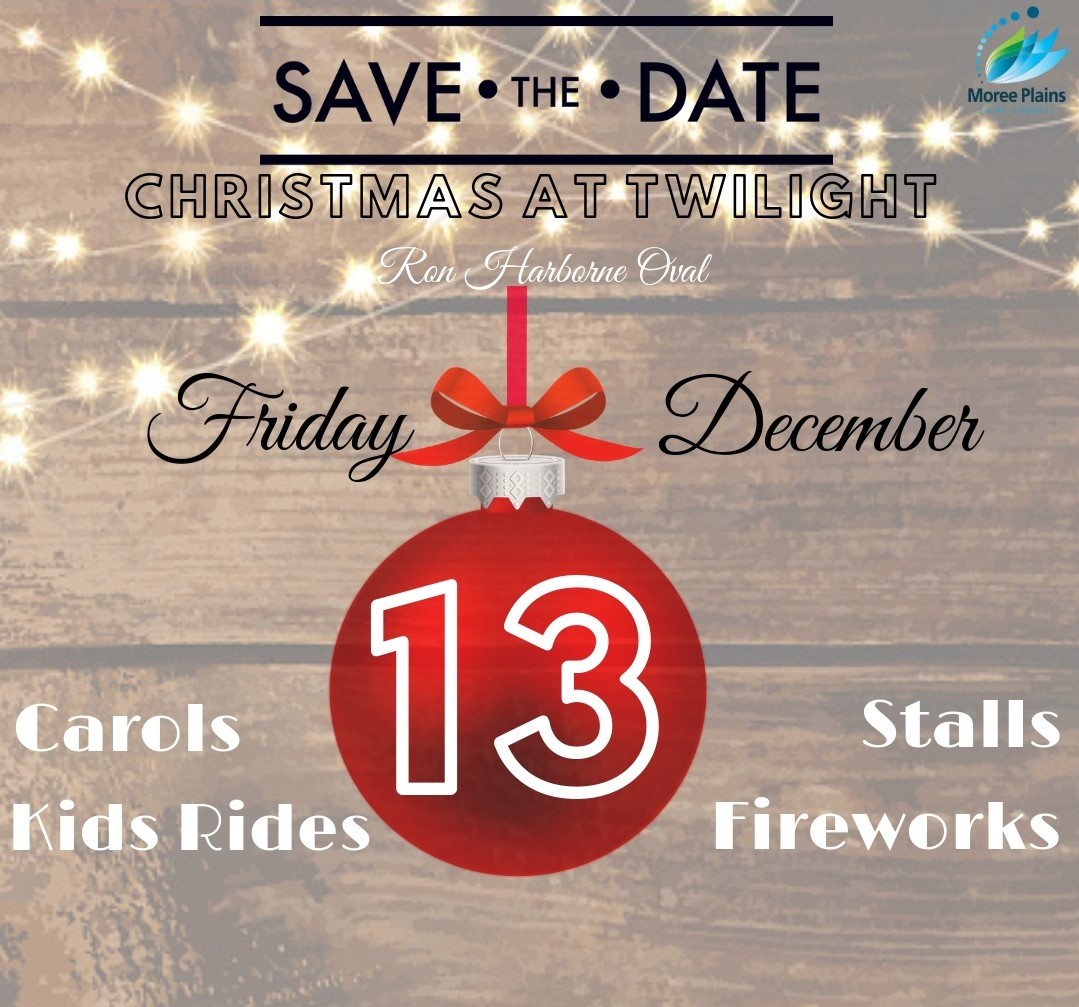 Save the Date for Christmas at Twilight