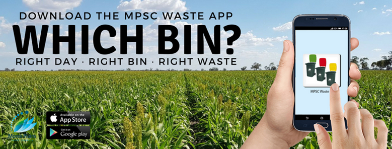 Download the Waste App