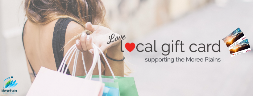 Buy Your 'Love Local Card' and help supporrt small businesses