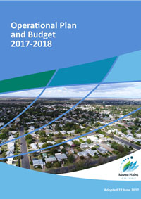 Operational Plan and Budget
