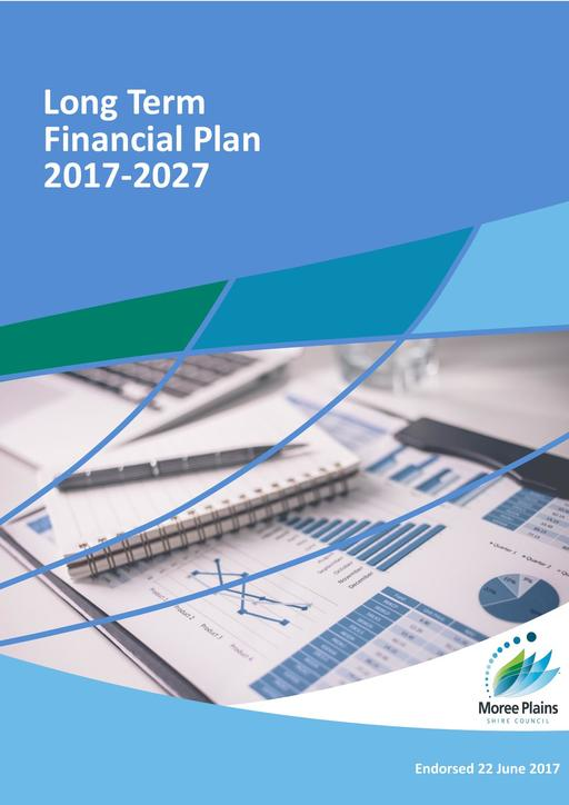 Long Term Financial Plan 2018 2027