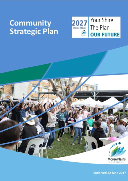 10 Year Community Strategic Plan