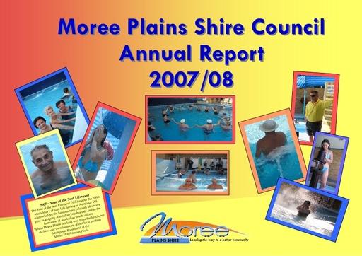 Annual Report 2007 2008