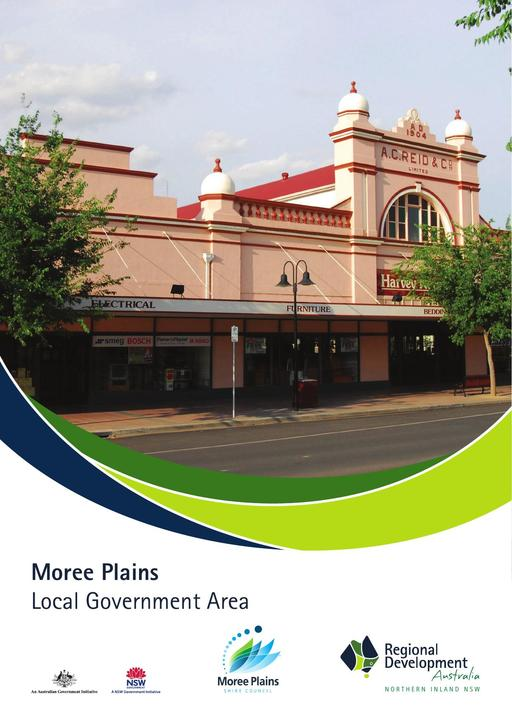 Moree Investment Profile