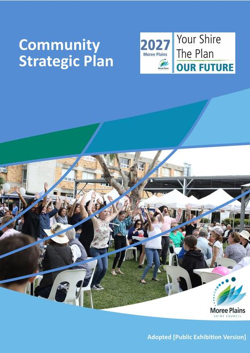 Community Strategic Plan 2017 2027