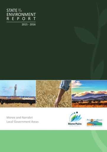 2016 Moree State Of Environment Report
