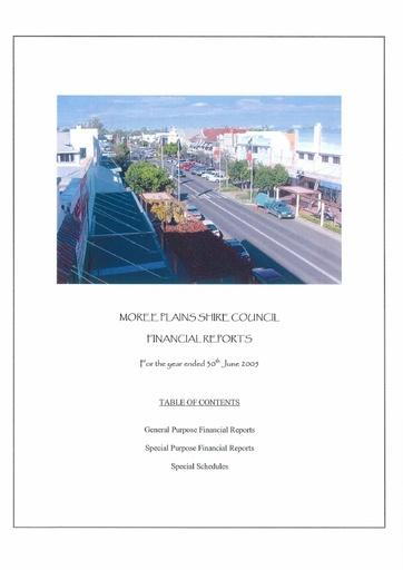 2004 05FinancialStatement