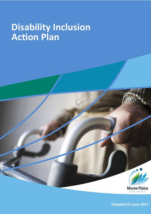 Disability Inclusion Action Plan 2017 2021   Adopted 22 June 2017